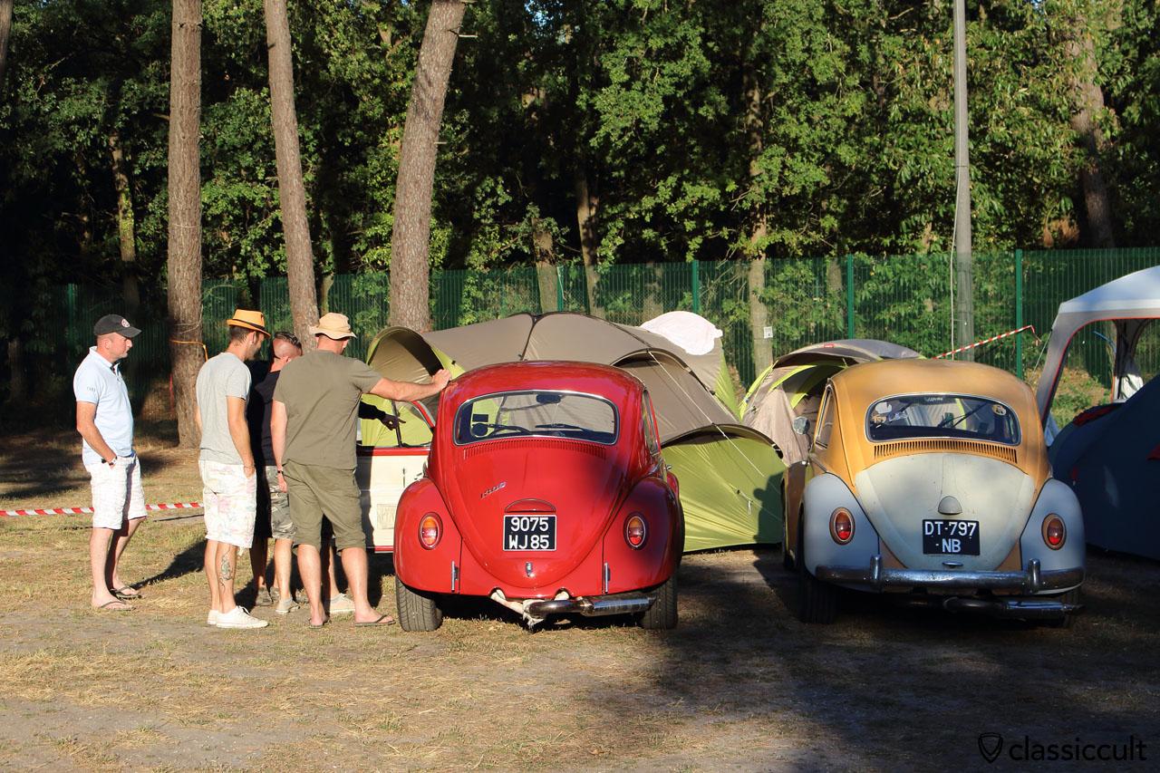 VW 1300 Cal look