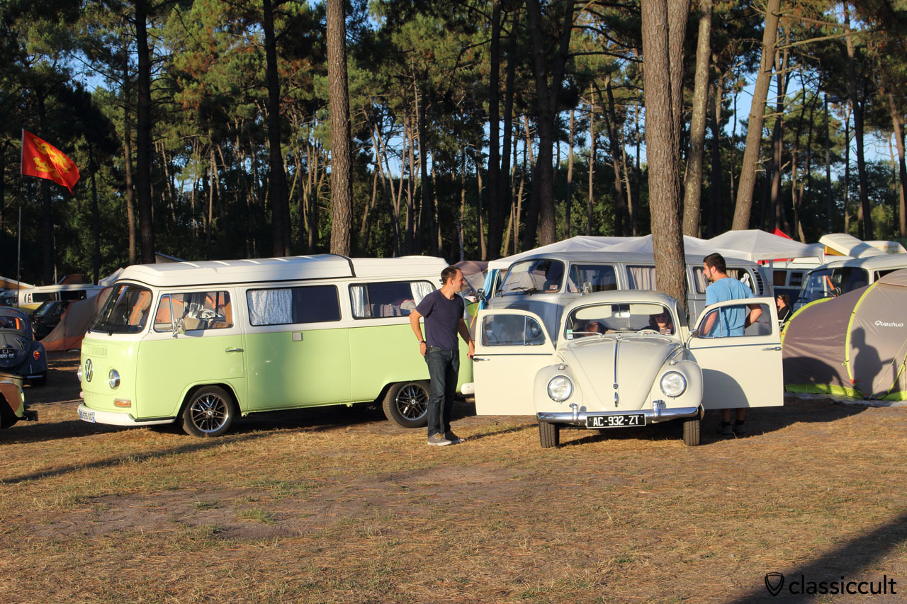 Camping du Houx, Super VW Festival