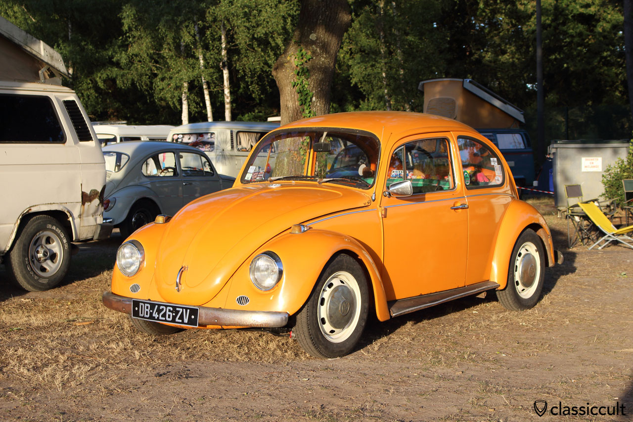 Standard VW Beetle (Sparkäfer)