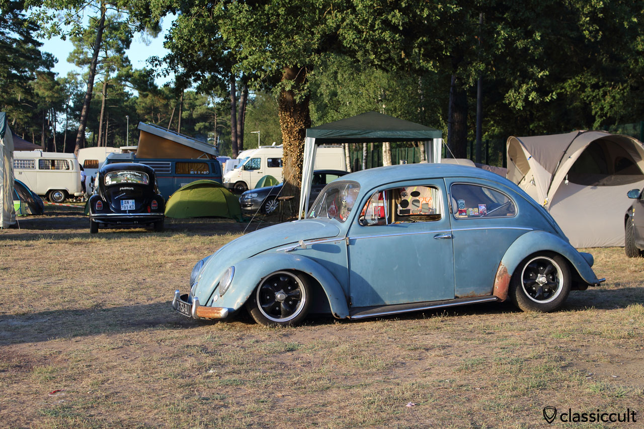 low VW Bug