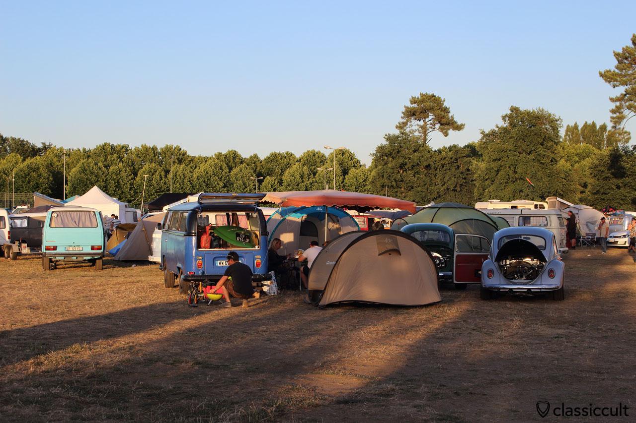 Camping du Houx, 8:55 p.m.