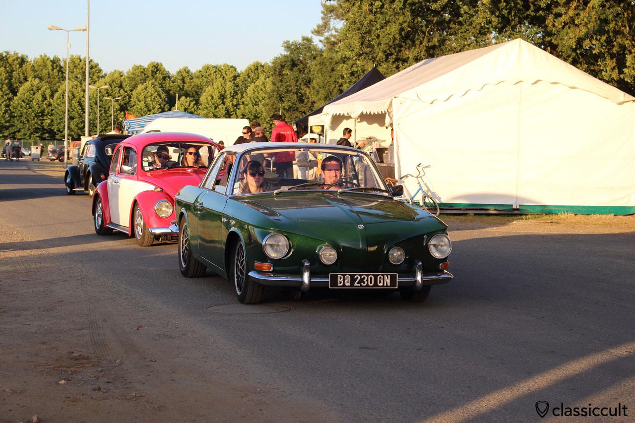Karmann Ghia Typ 34