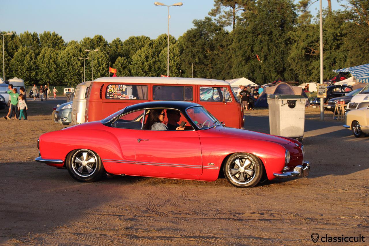 Karmann Ghia Typ 14