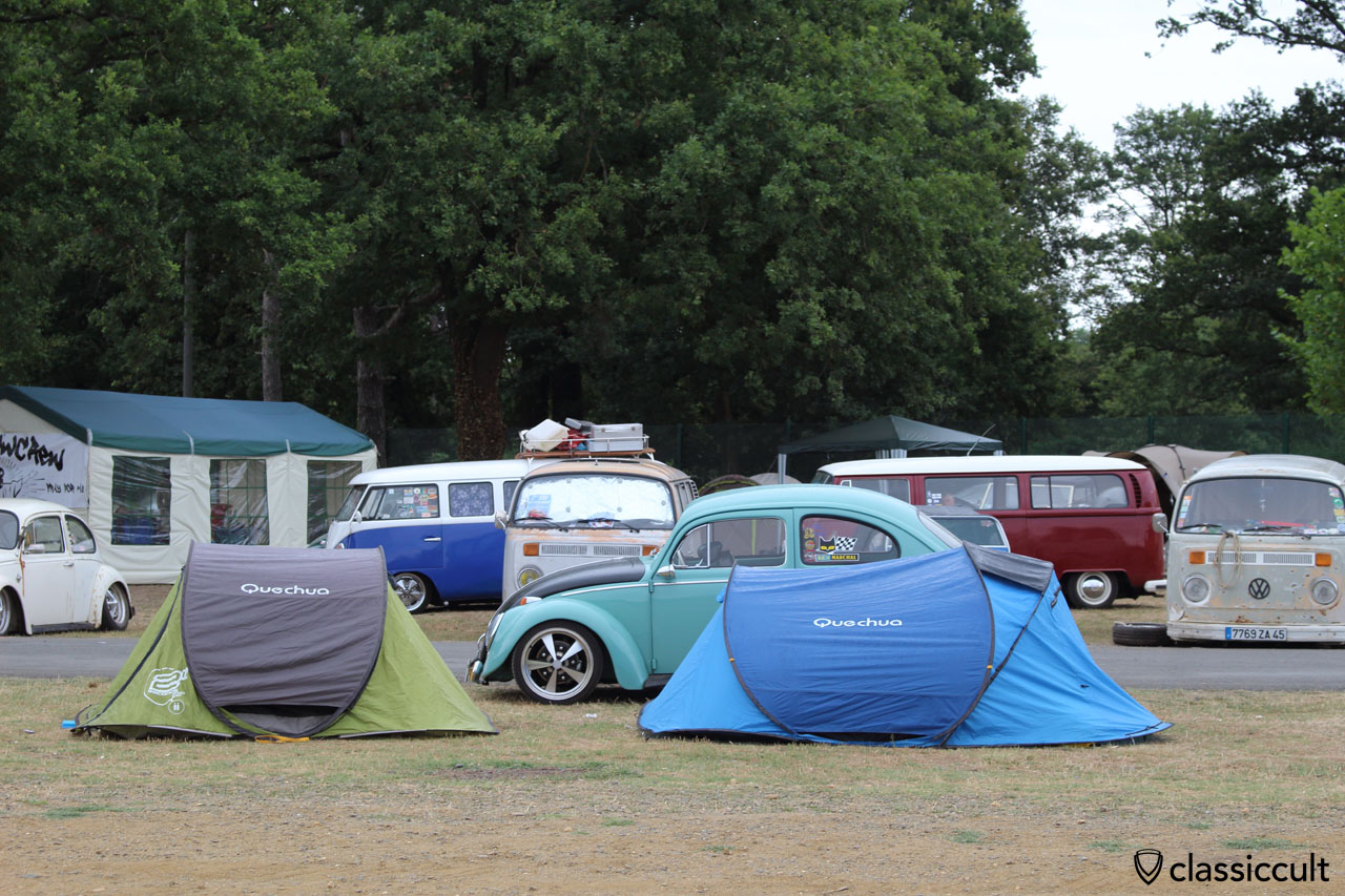 Super VW Fest Le Mans, Sunday 26th July 2015