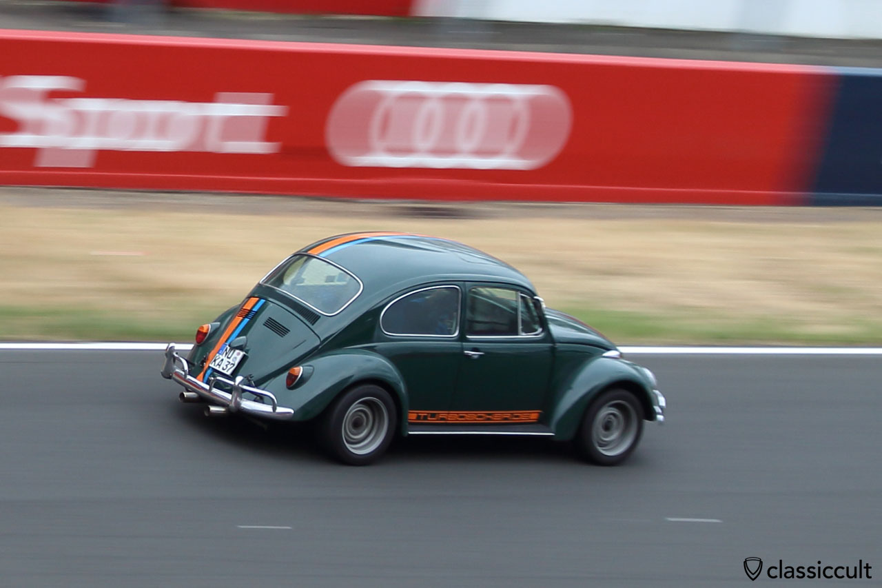 German race Beetle, turboboxer.de