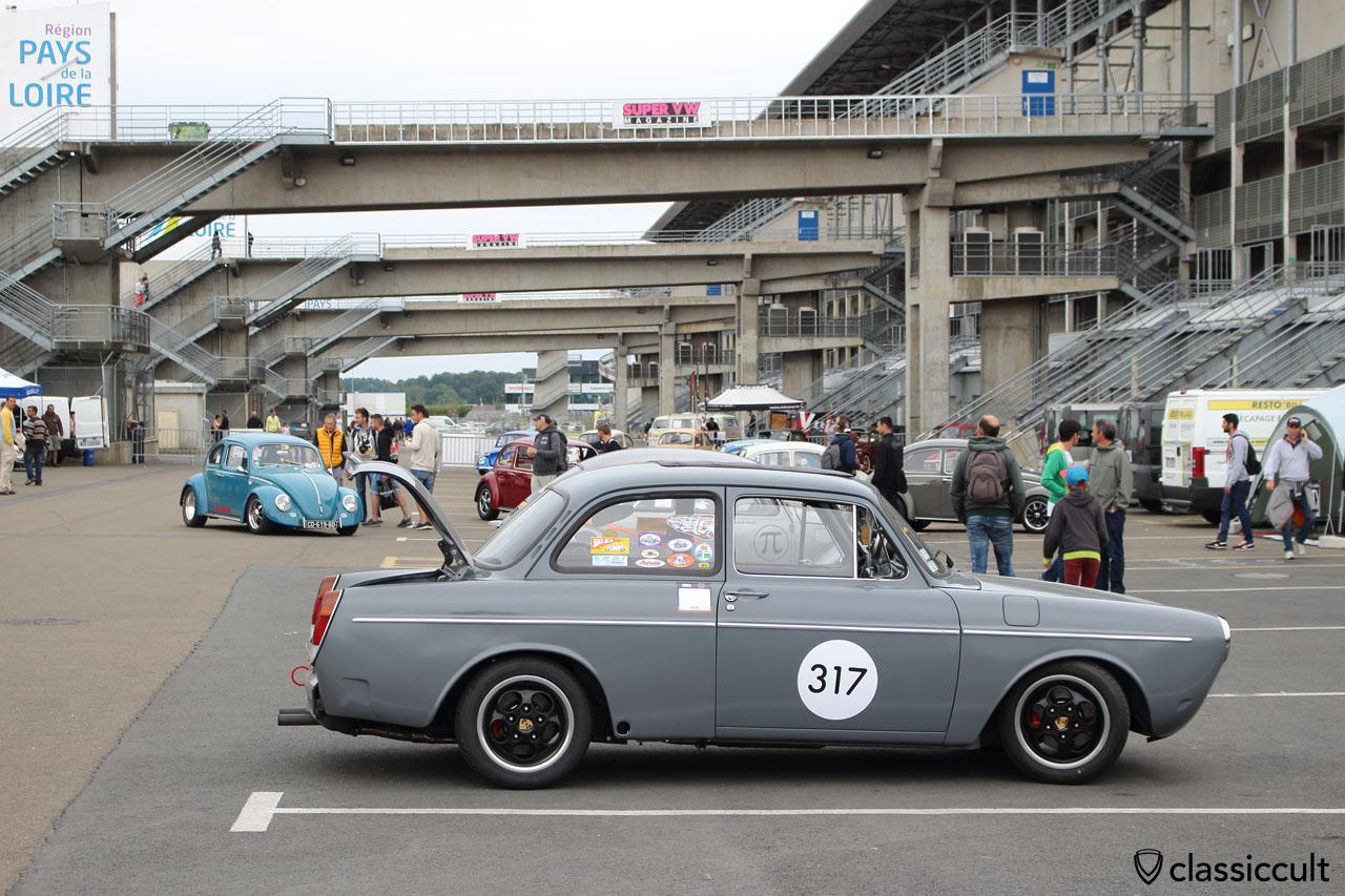 Type 3 race notch