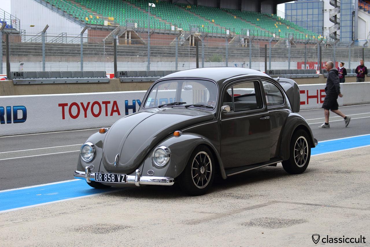 Race Bug, Le Mans