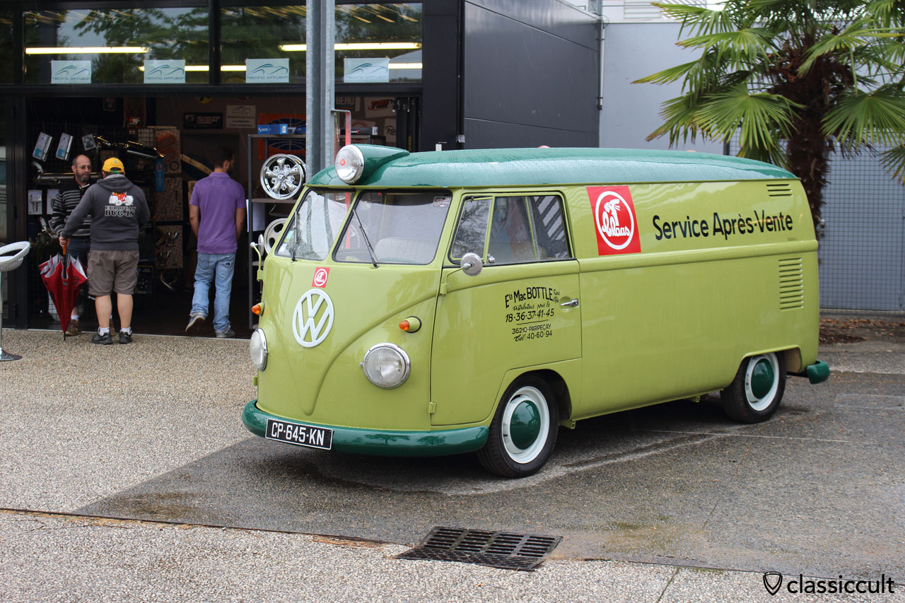 VW T1 cyclope