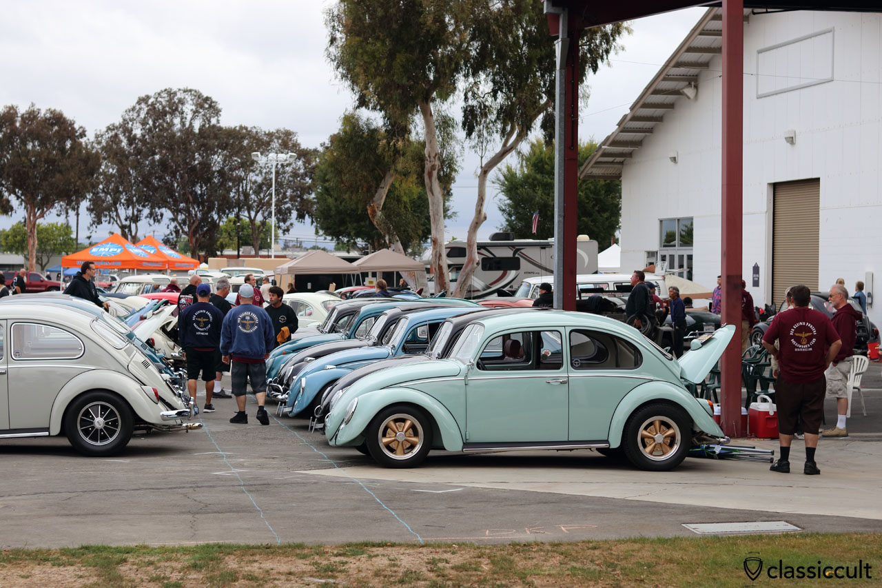 DKP VW Club, The Classic Show 2016 California