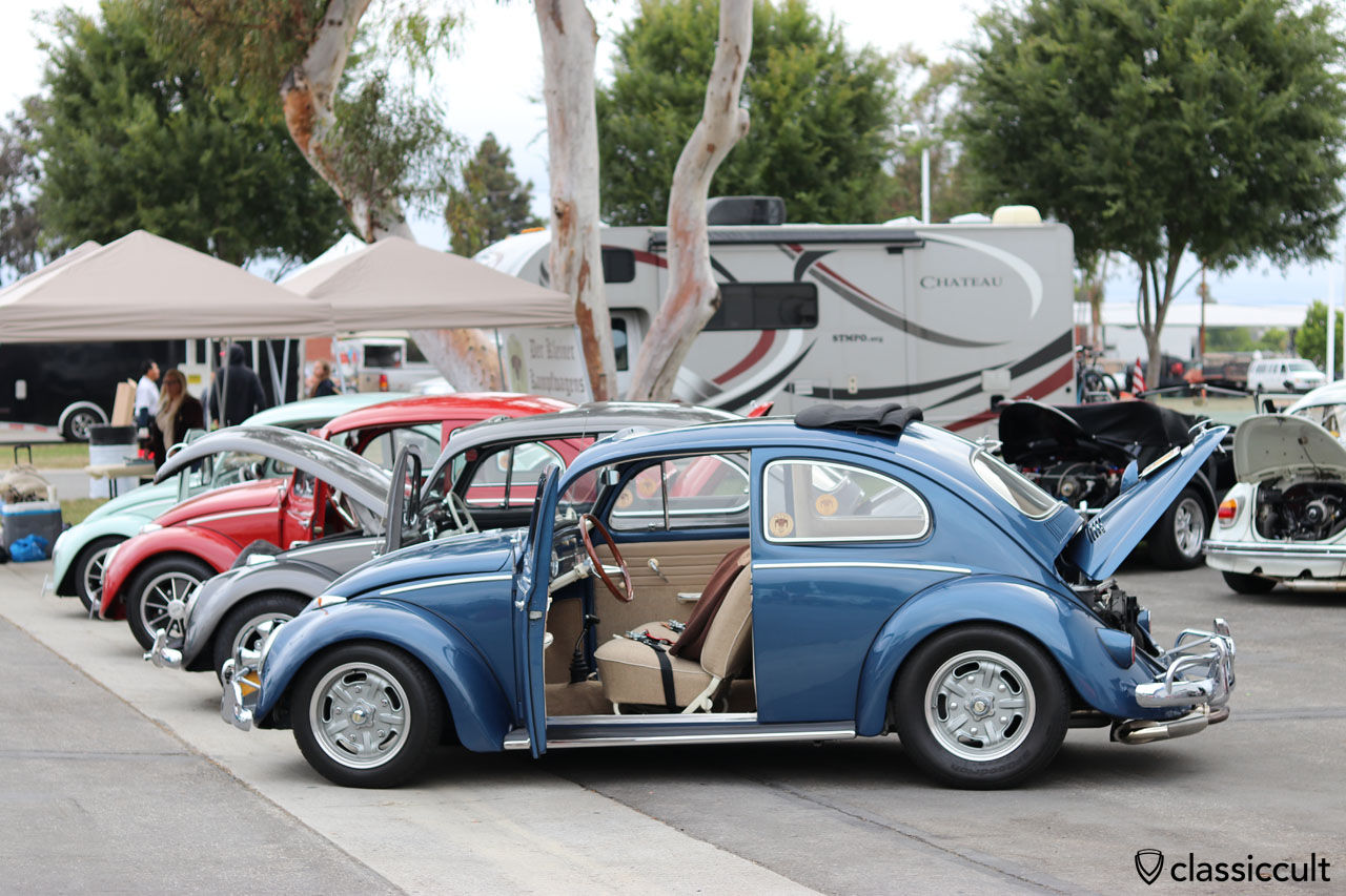 The VW Classic Show 2016 California