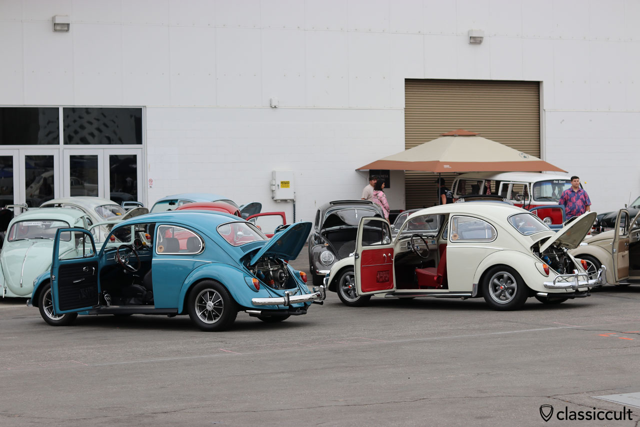 DKP VW Club, Cal-Look, Show and Shine