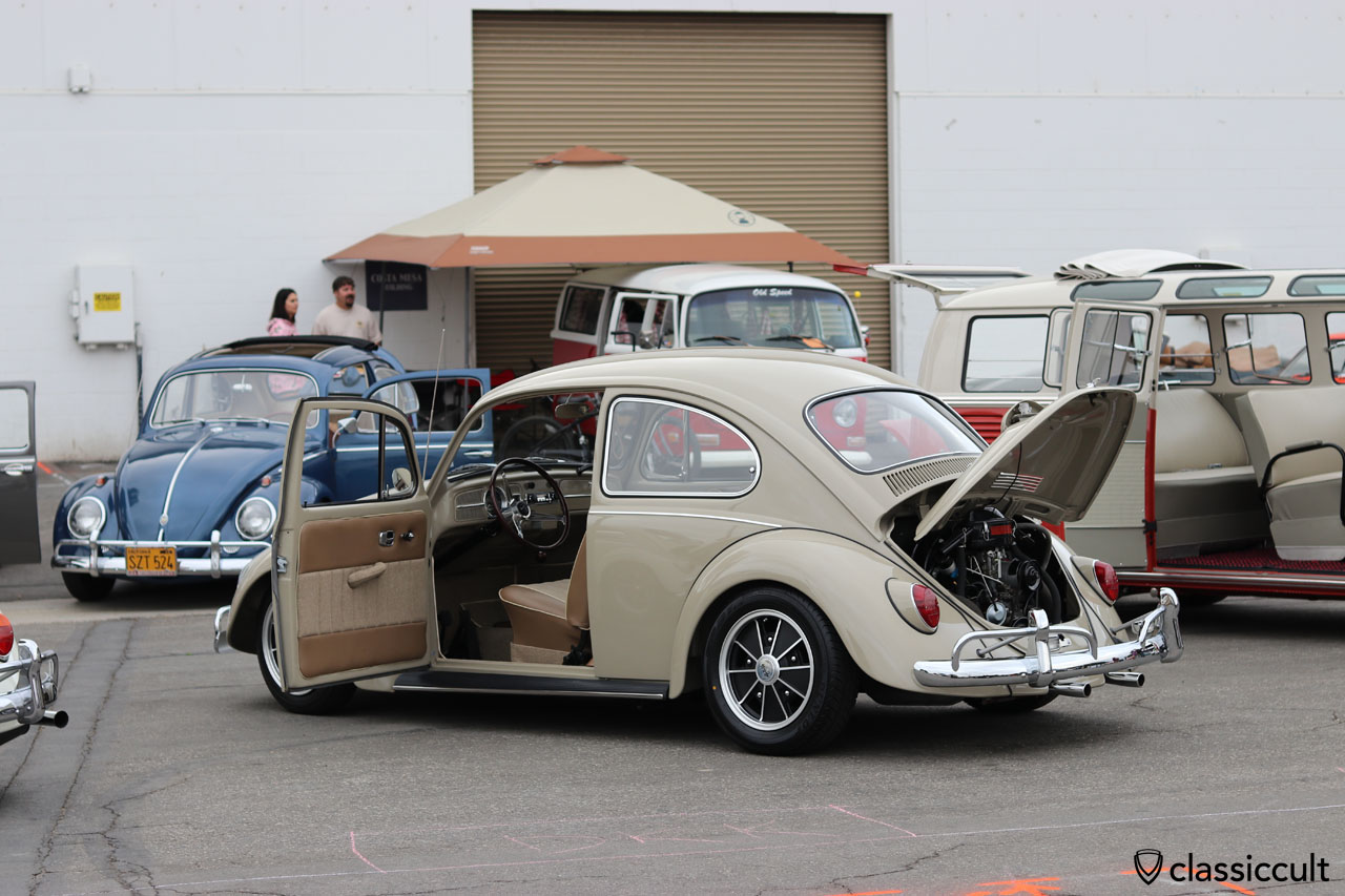 Cal-Look Bug, VW Classic Show 2016