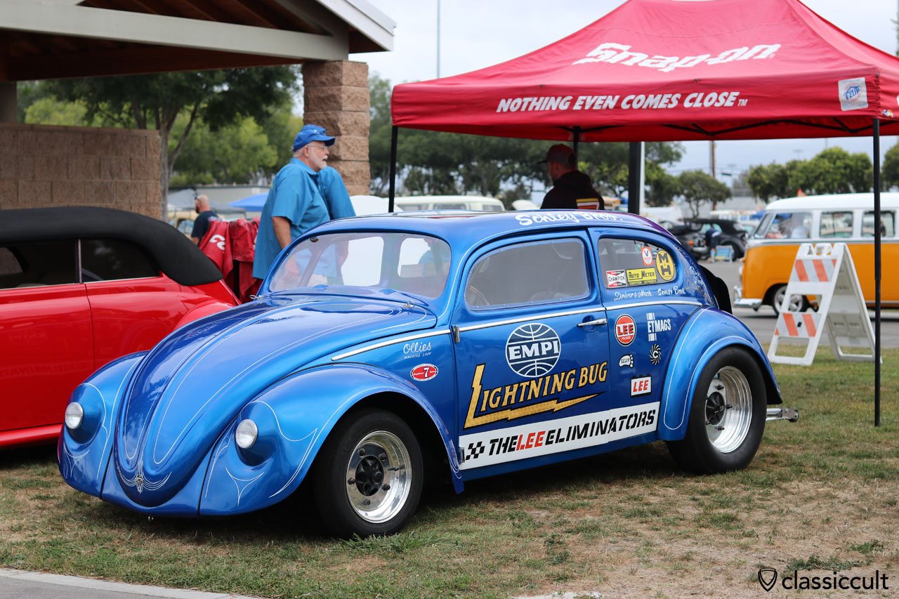 Lightning Bug, Schley Brothers, very interesting to talk with, The Classic, 2016, California, USA