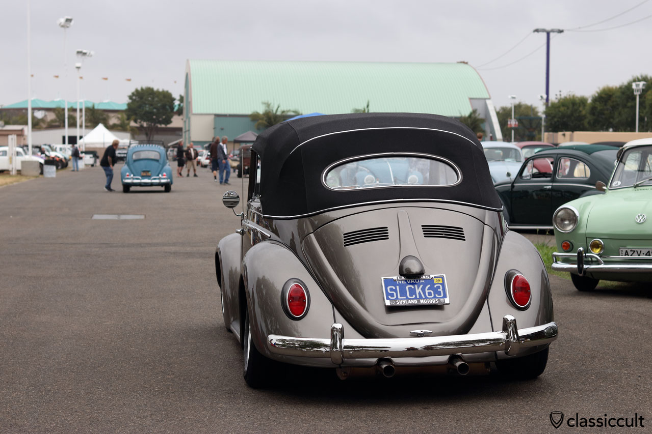 VW Oval Vert, Sunland Motors, Las Vegas