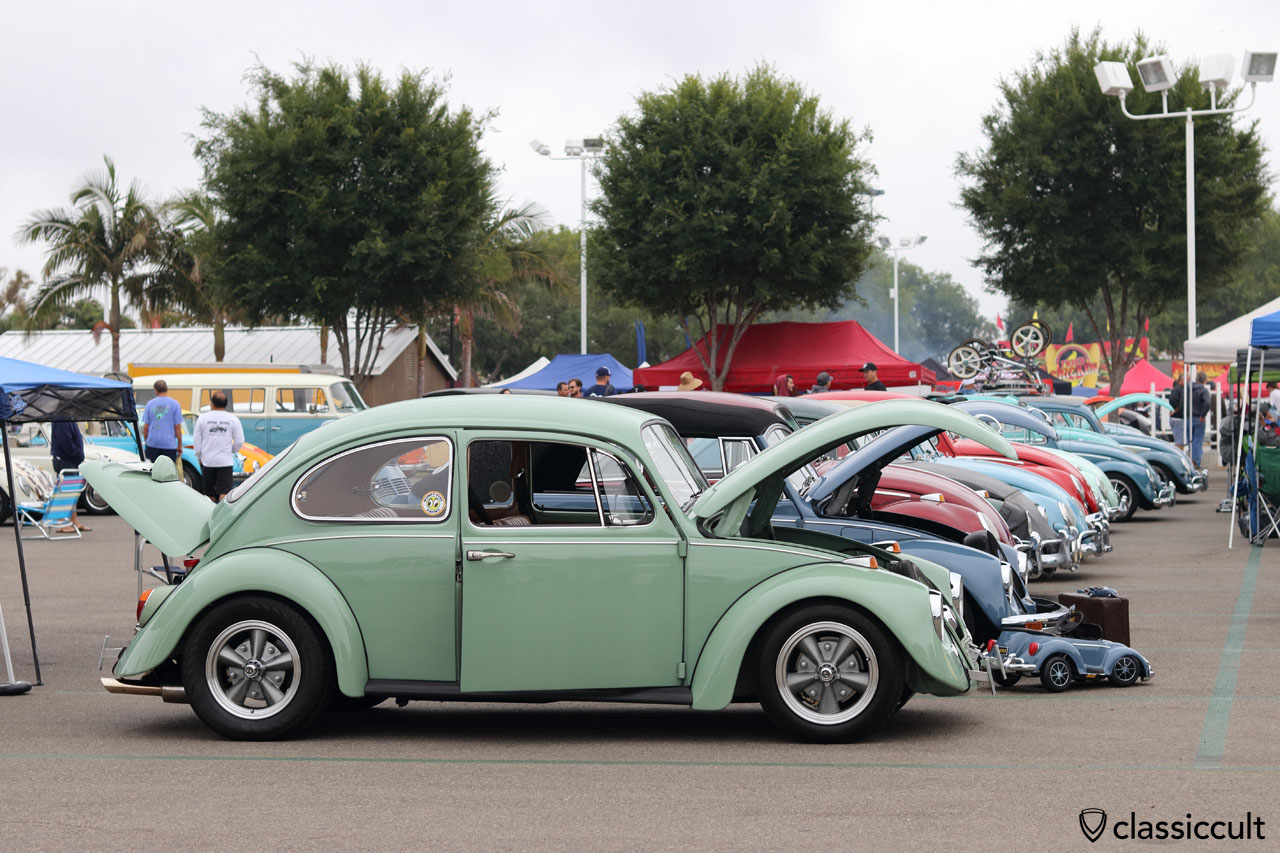 VW Classic show 2016, Costa Mesa, California
