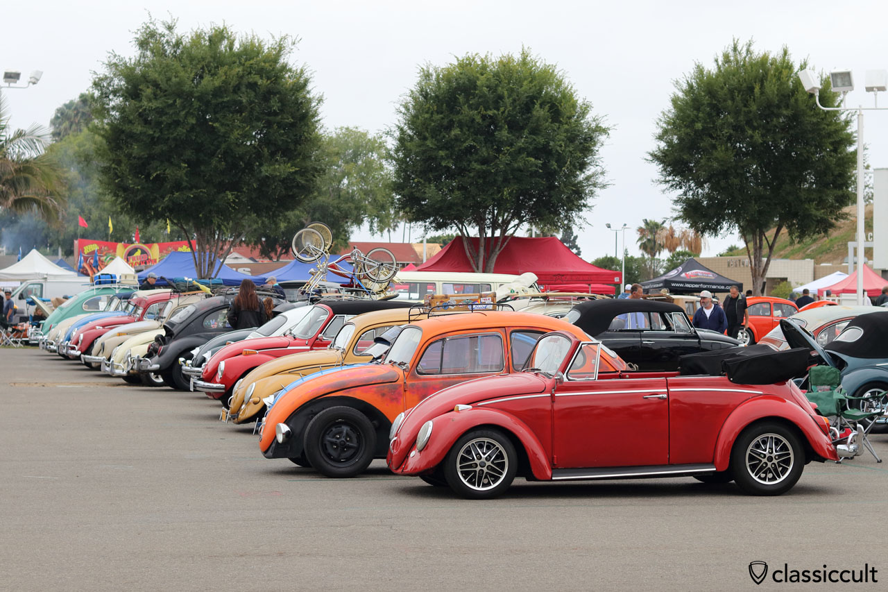 The Classic VW show 2016, CA, USA