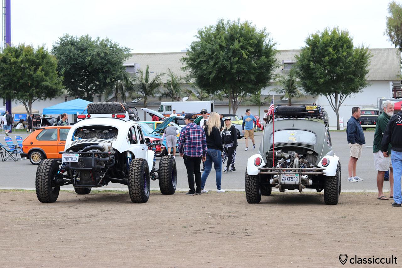 Streaker, Baja, VW