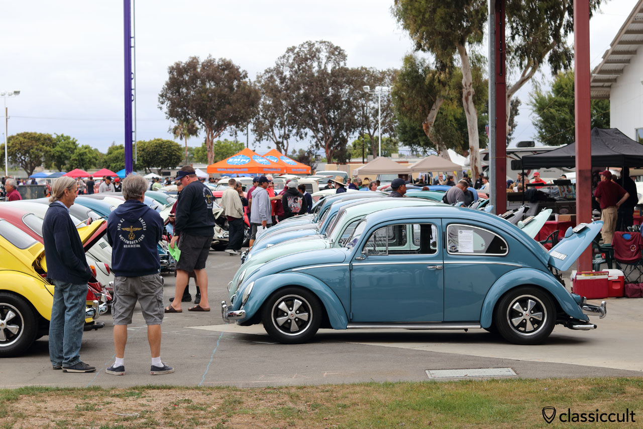 The Classic VW Show 2016, 9:57 a.m., June 12, California, USA