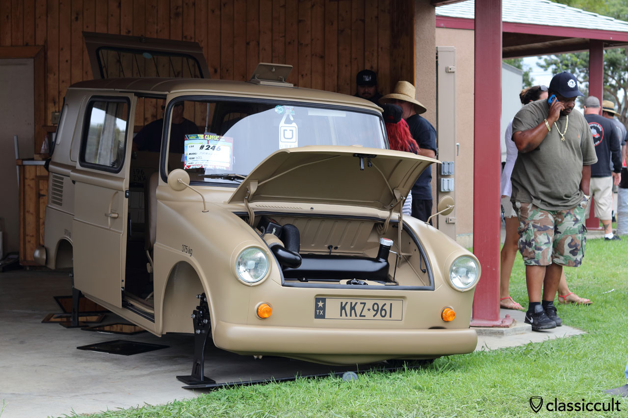 1972 VW Fridolin