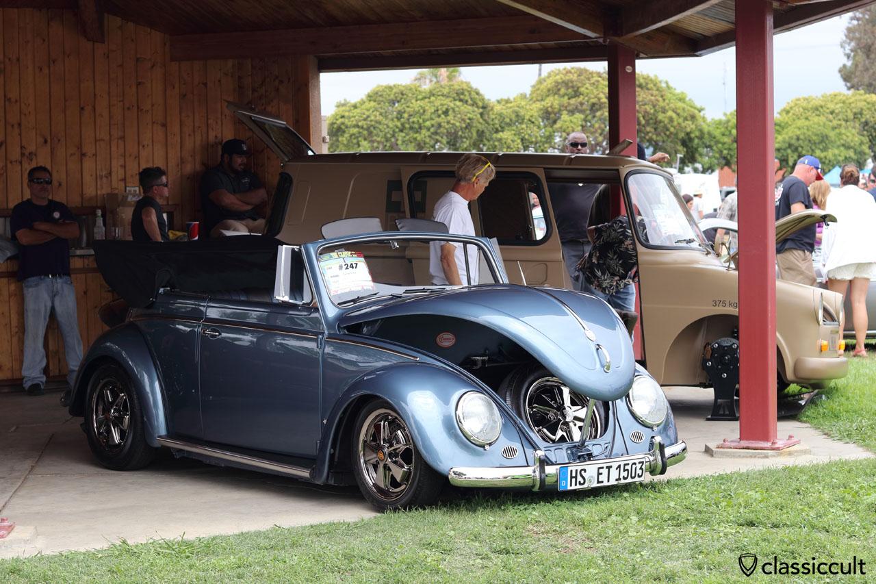 1959 Convertible VW