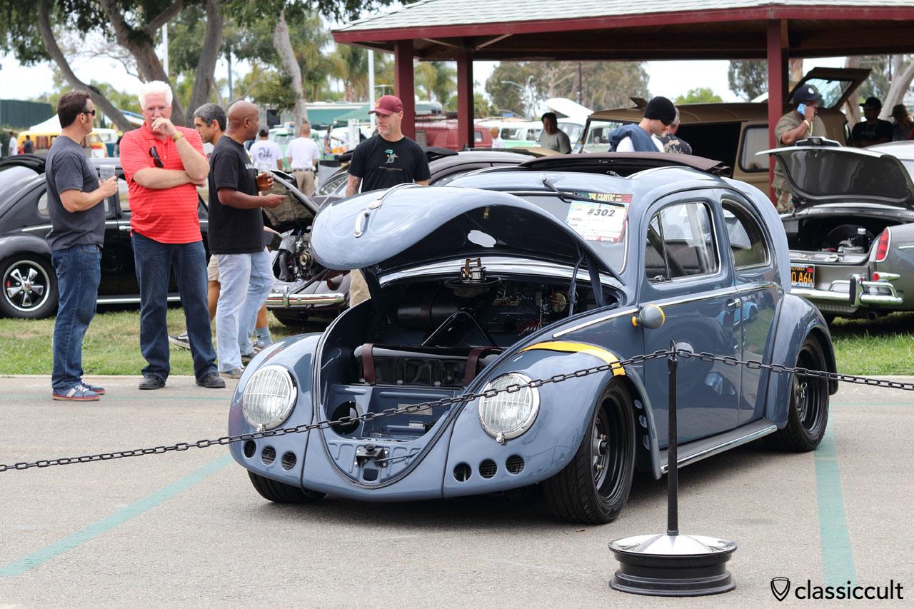 1958 VW Race Beetle