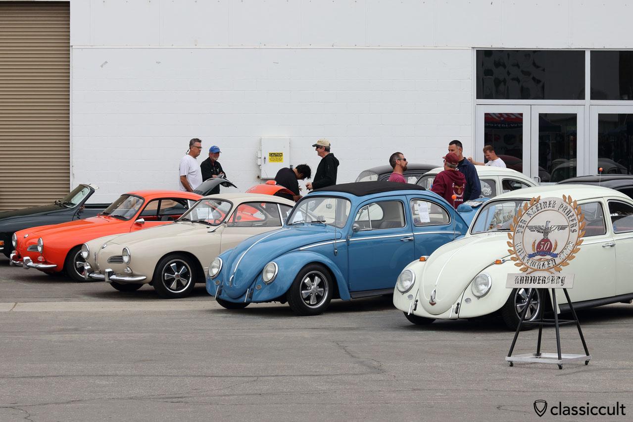 Der Kleiner Panzers VW Club (DKP)