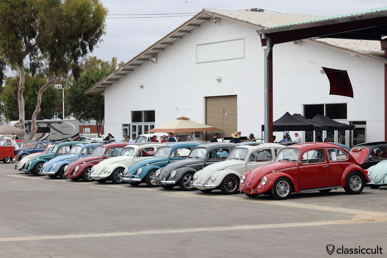 The Classic 2016, Cal-Look VW Beetles