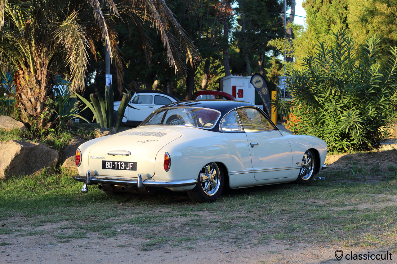 VW 1300 Karmann Ghia