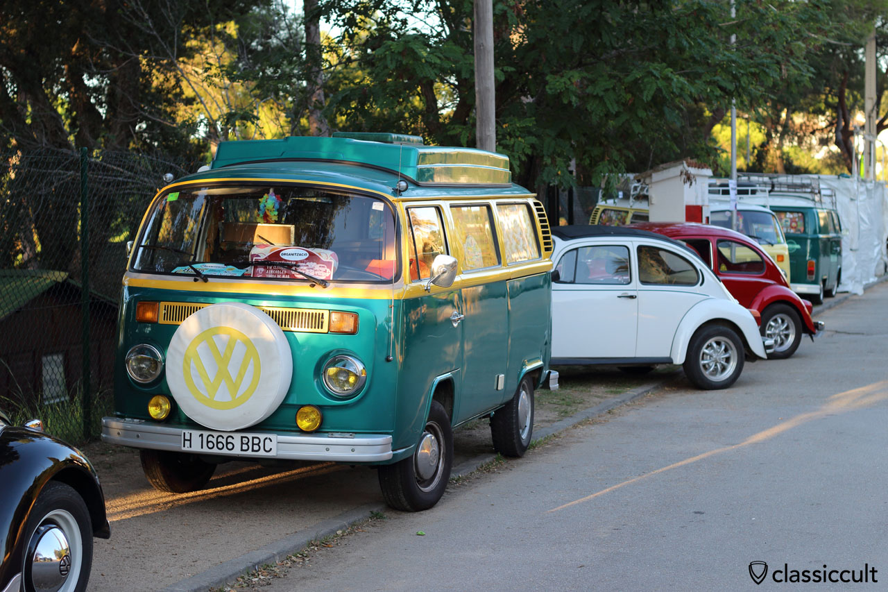 VW T2b Camper