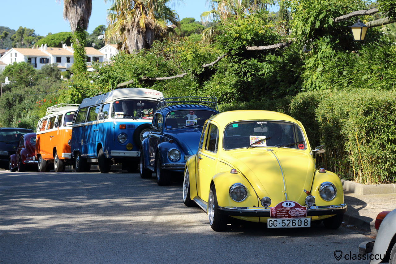 Tossa VW Meeting