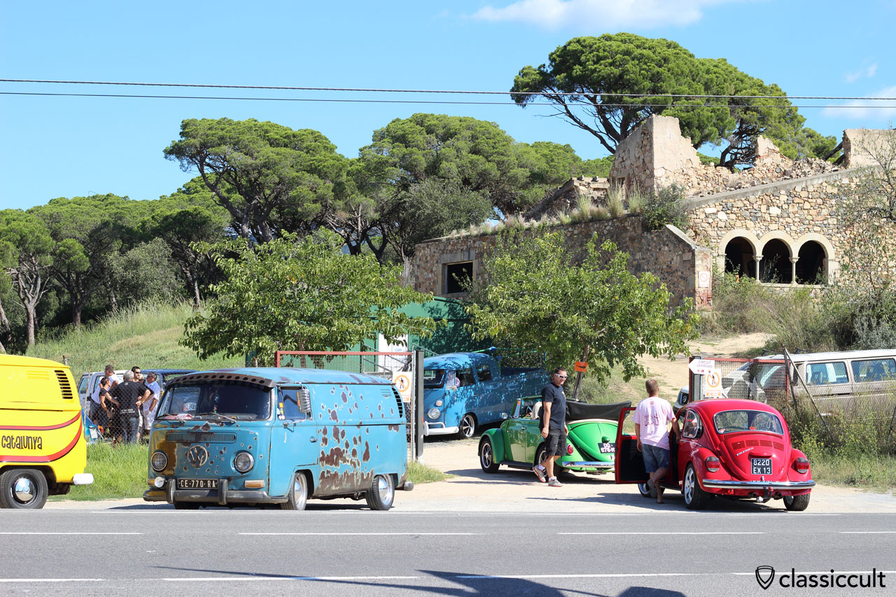 VW Meeting Tossa de Mar 2015