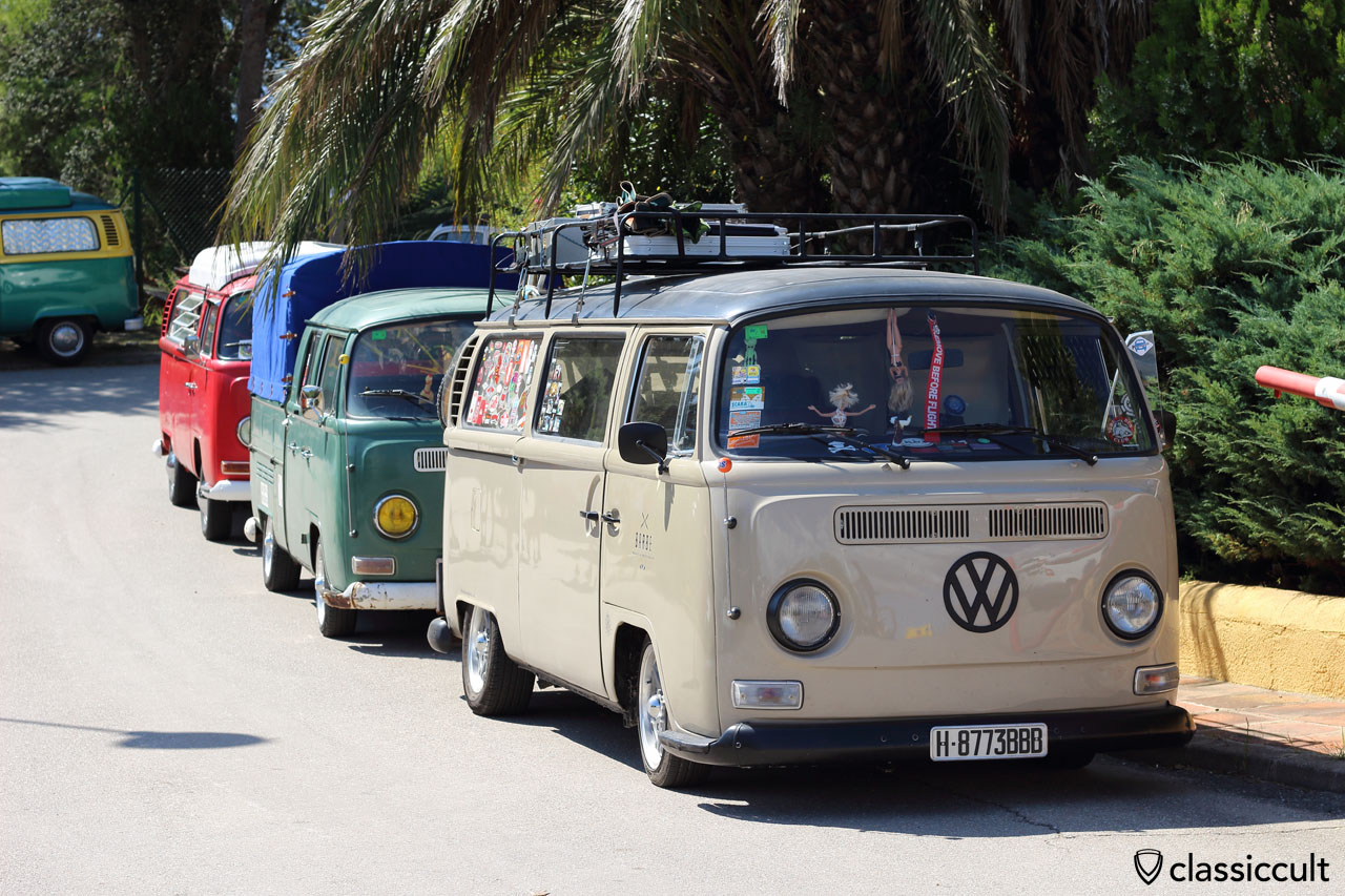 Tossa de Mar Volkswagen Meeting 2015