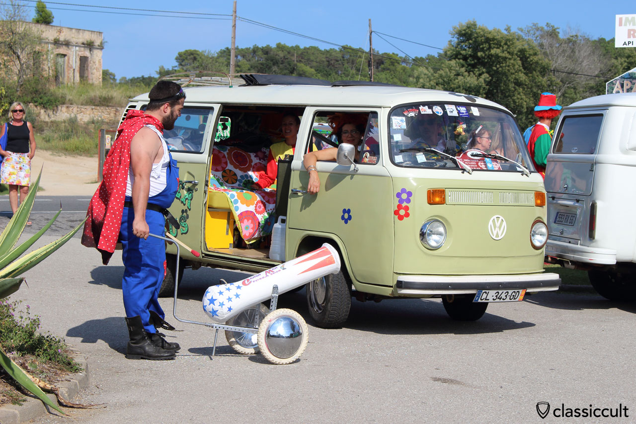 Tossa de Mar VW Meeting 2015