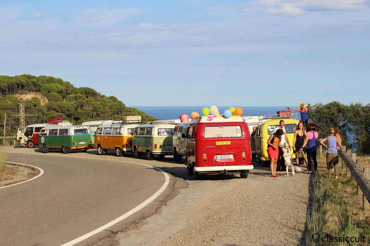 Tossa de Mar VW Meeting #22 2015