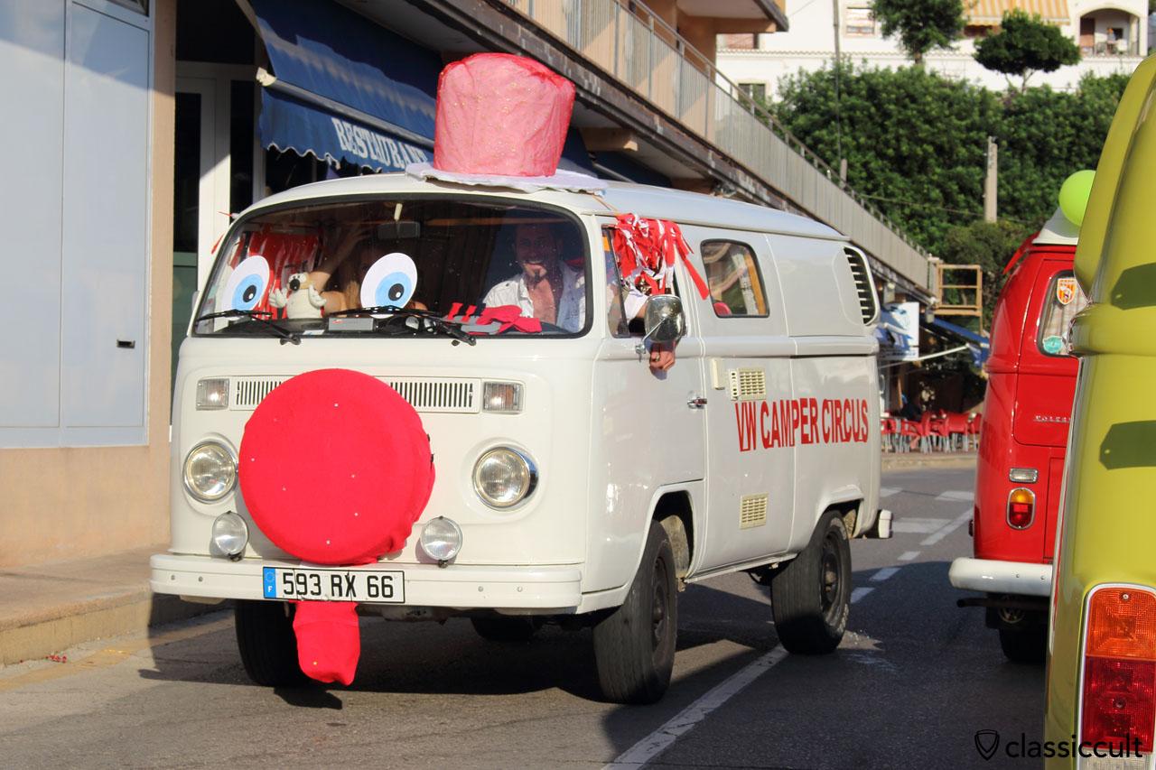VW Camper Circus