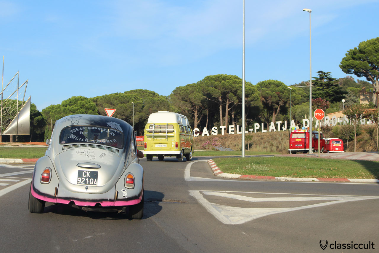 Costa Brava Rally in Castell-Platja d'Aro