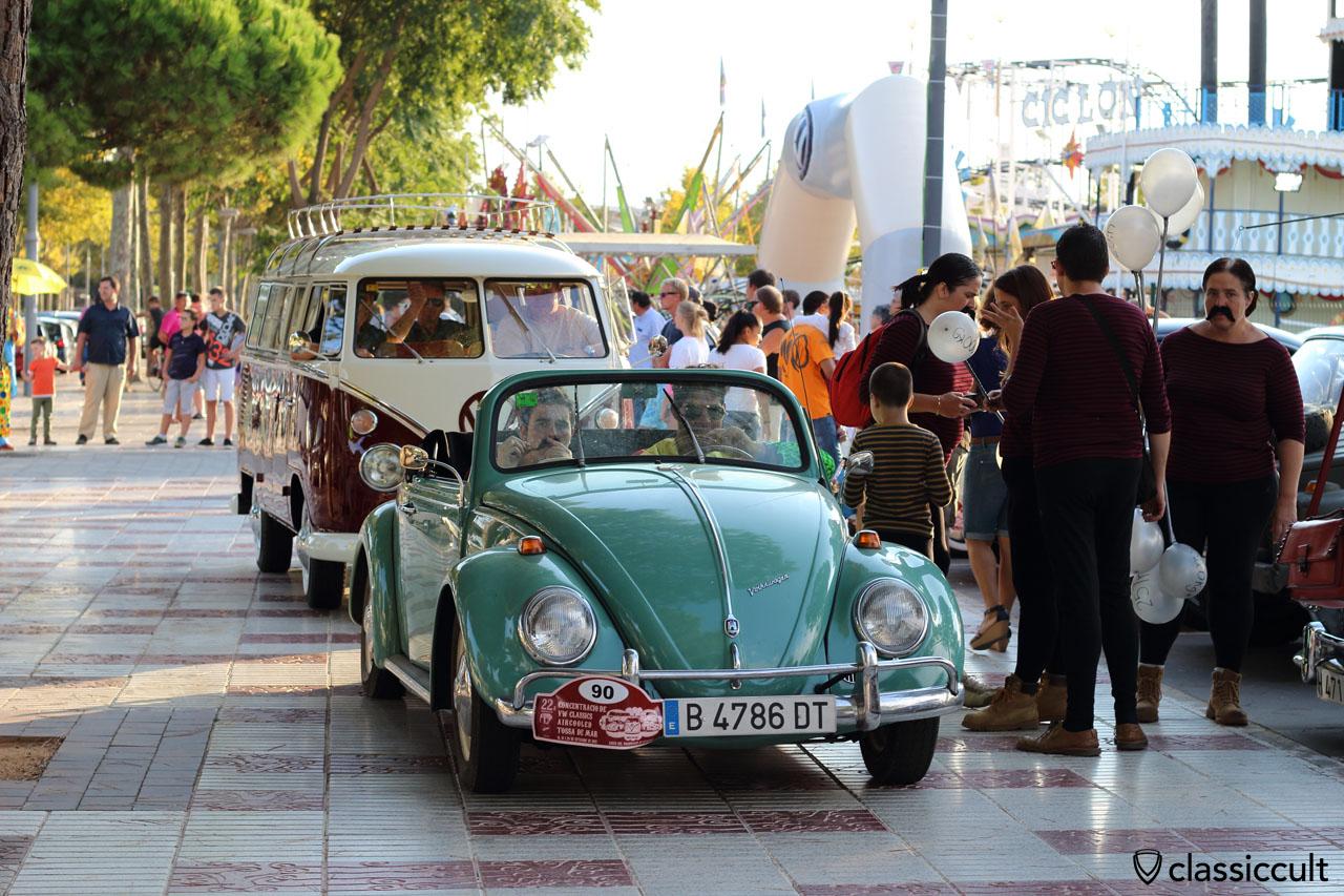Tossa de Mar VW Meeting 2015