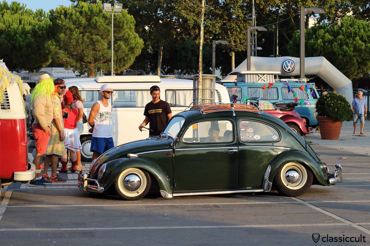 low VW Bug