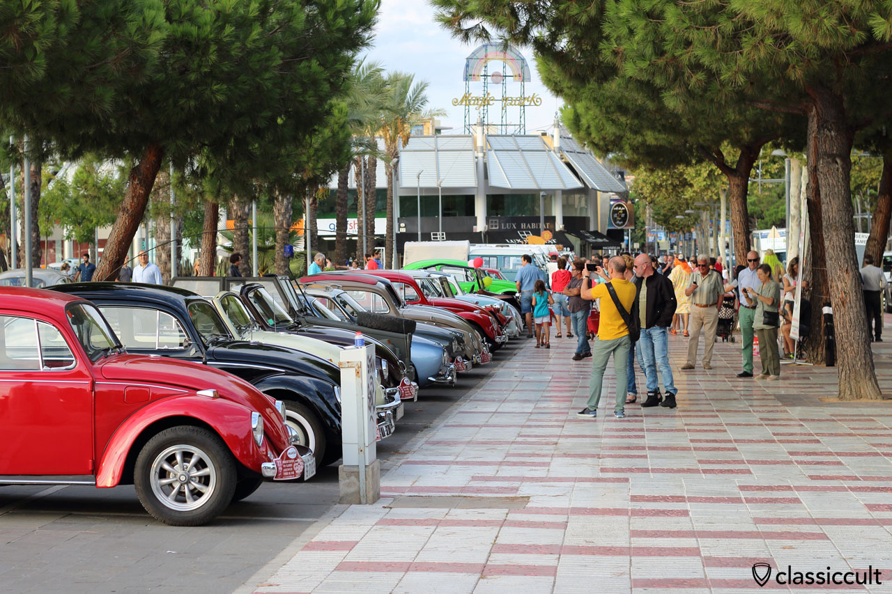 Show and Shin Platja d'Aro after Tossa Rally 2015