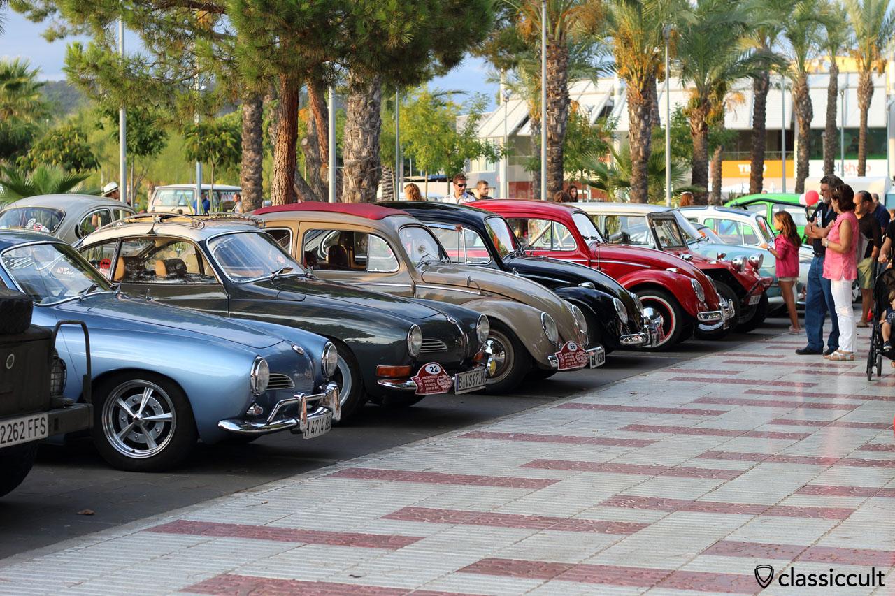 Tossa de Mar Classic VW Meeting #22