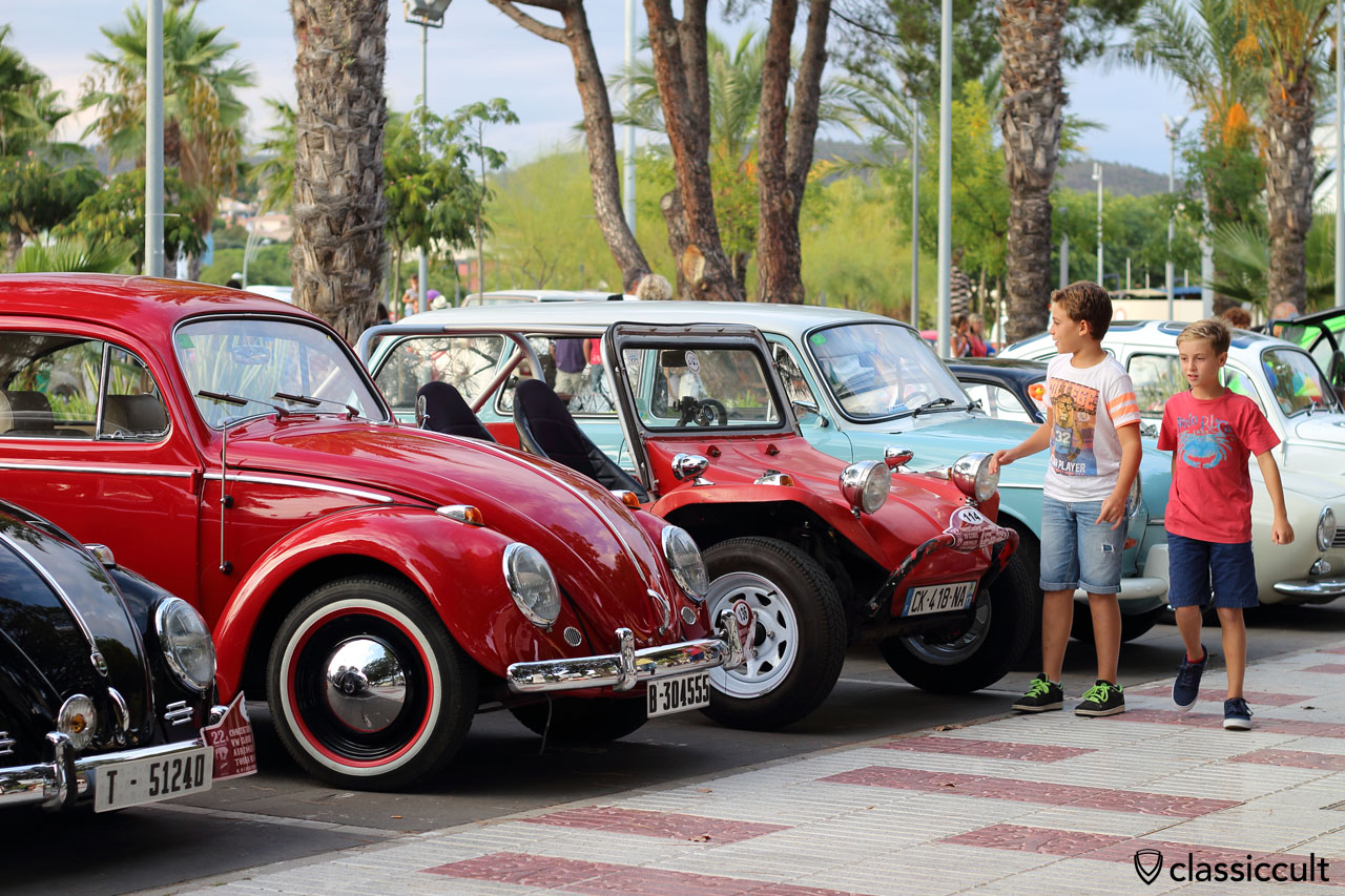 Tossa de Mar Classic VW Meeting #22