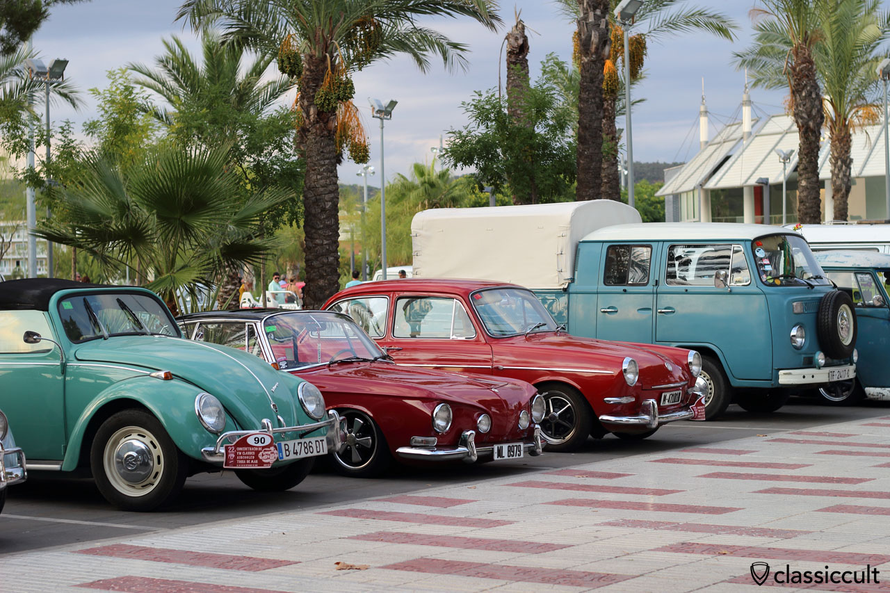 Tossa de Mar VW Meeting, Saturday 19th September 2015, 7:13 p.m.