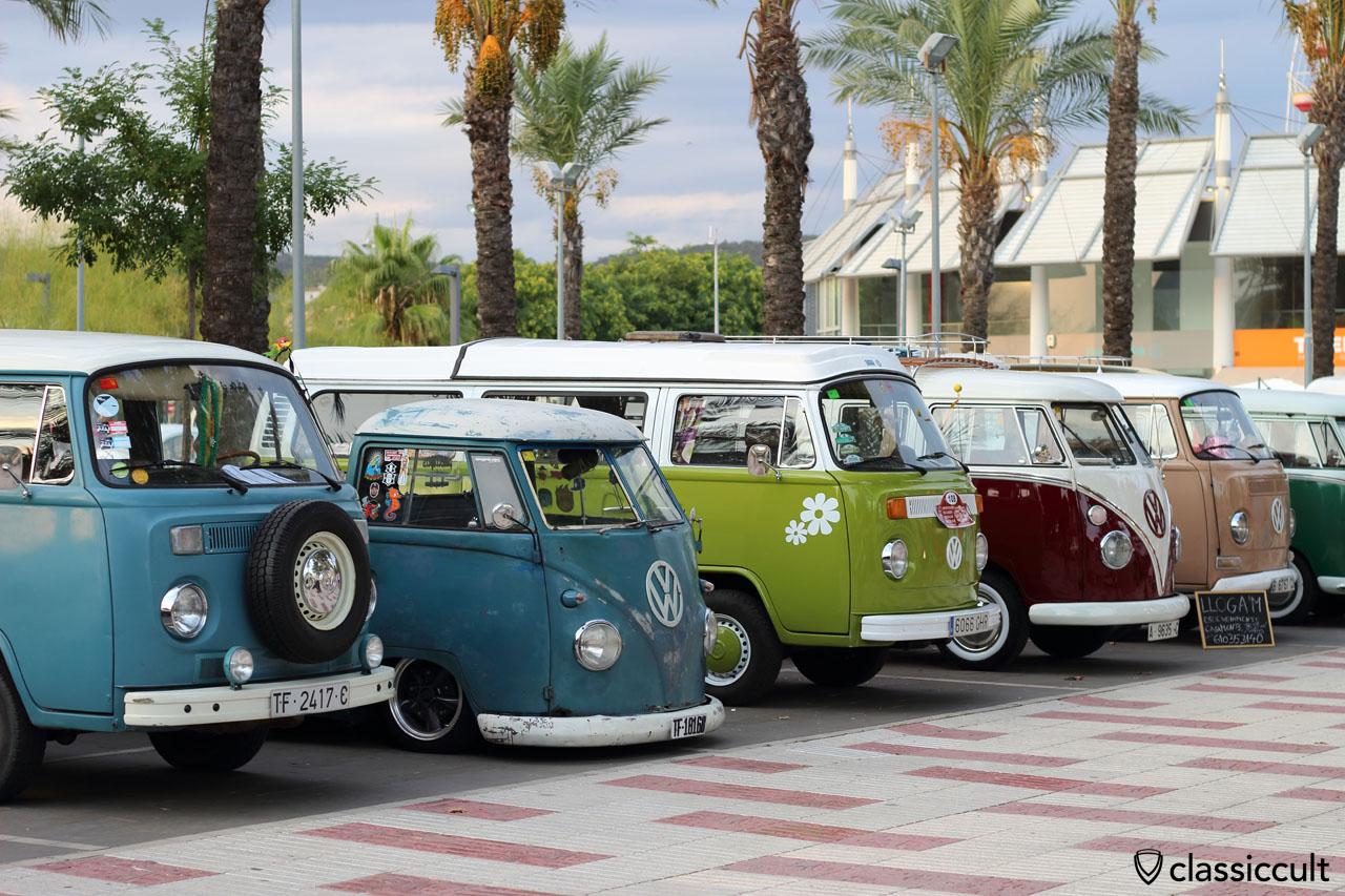Tossa de Mar VW Show #22