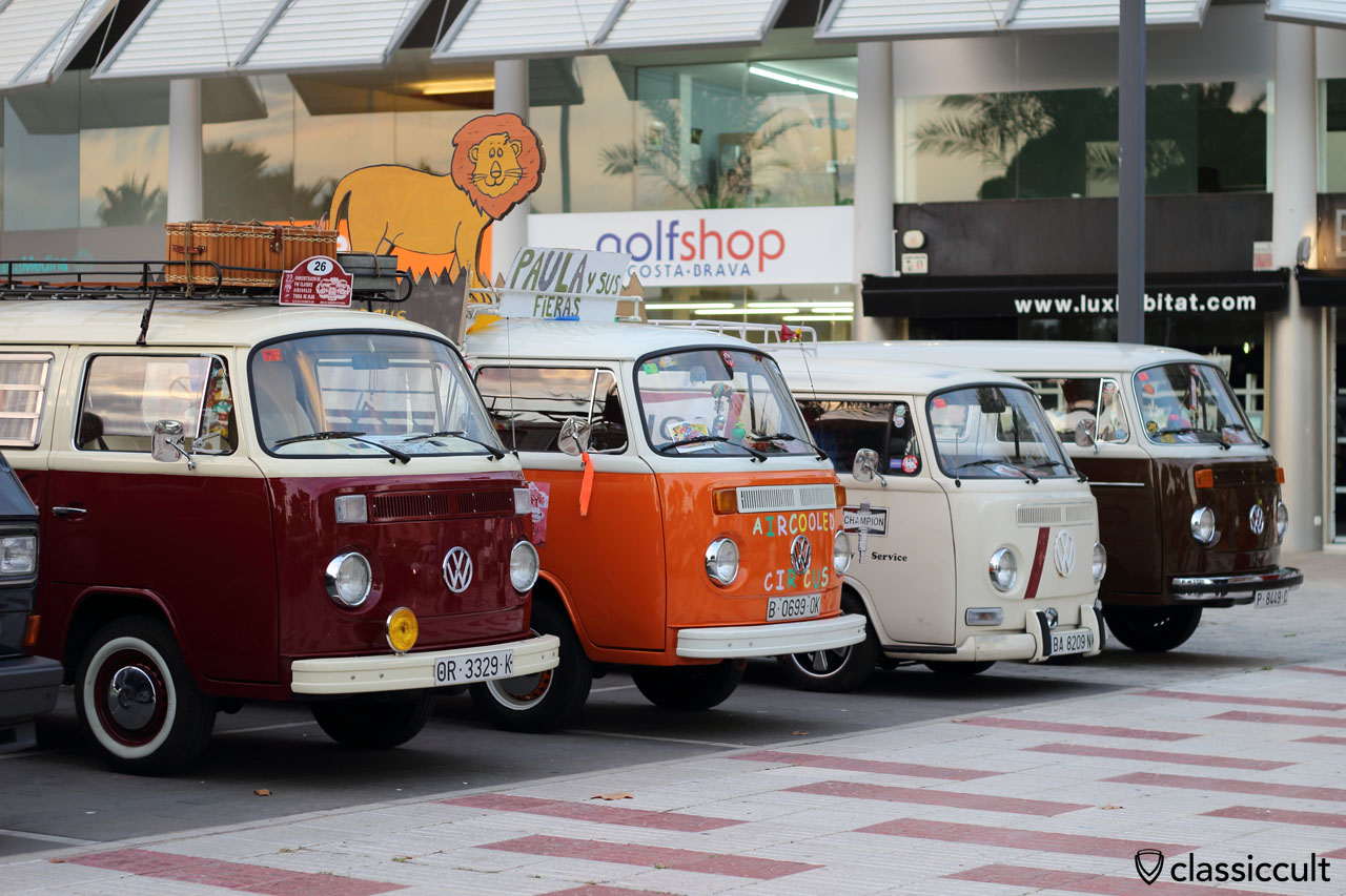Tossa de Mar VW Show 2015