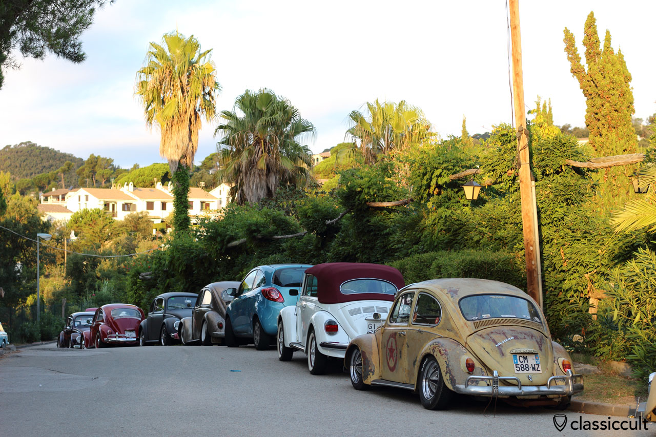 Good Morning Tossa de Mar VW Meeting #22, Sunday 20th September 2015, 8:07 a.m.