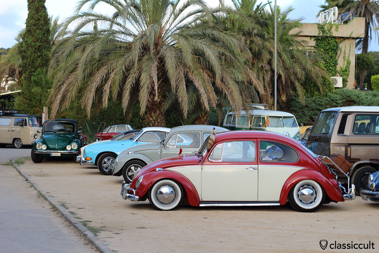 VW car park
