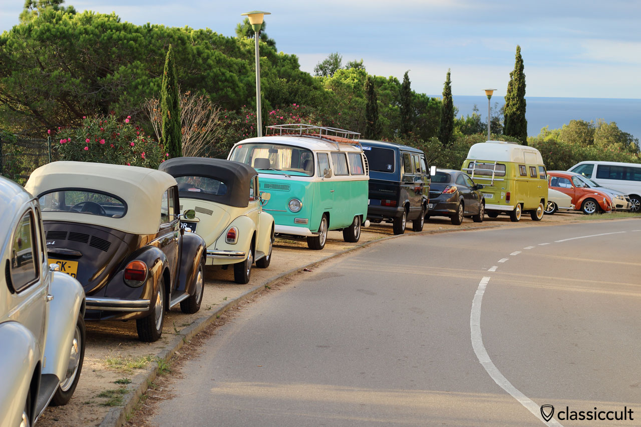 Tossa de Mar Classic VW Meeting