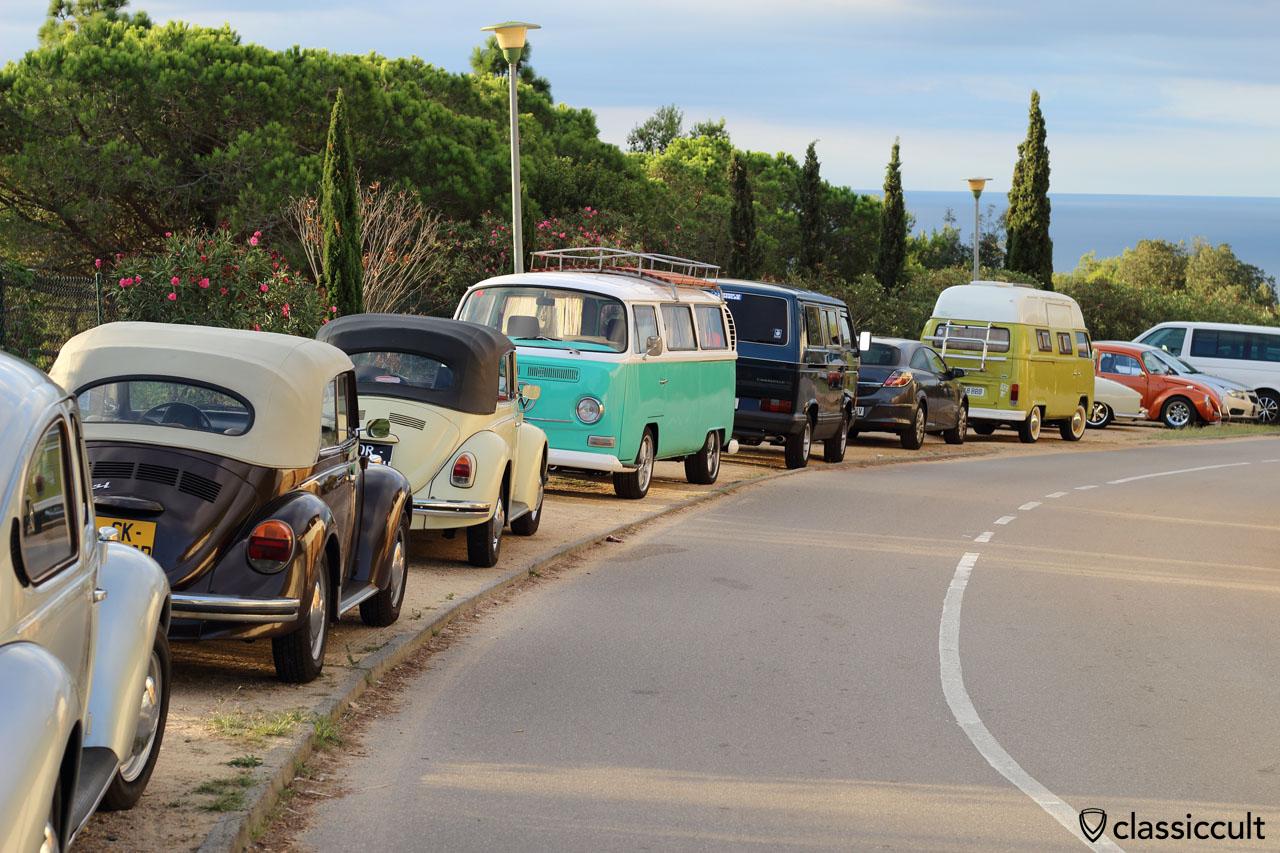 Tossa de Mar Classic VW Meeting