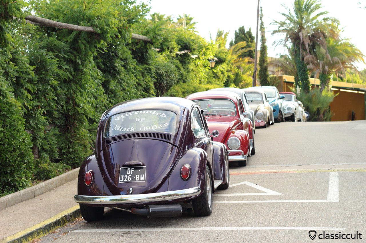 Aircooled by Black chicken