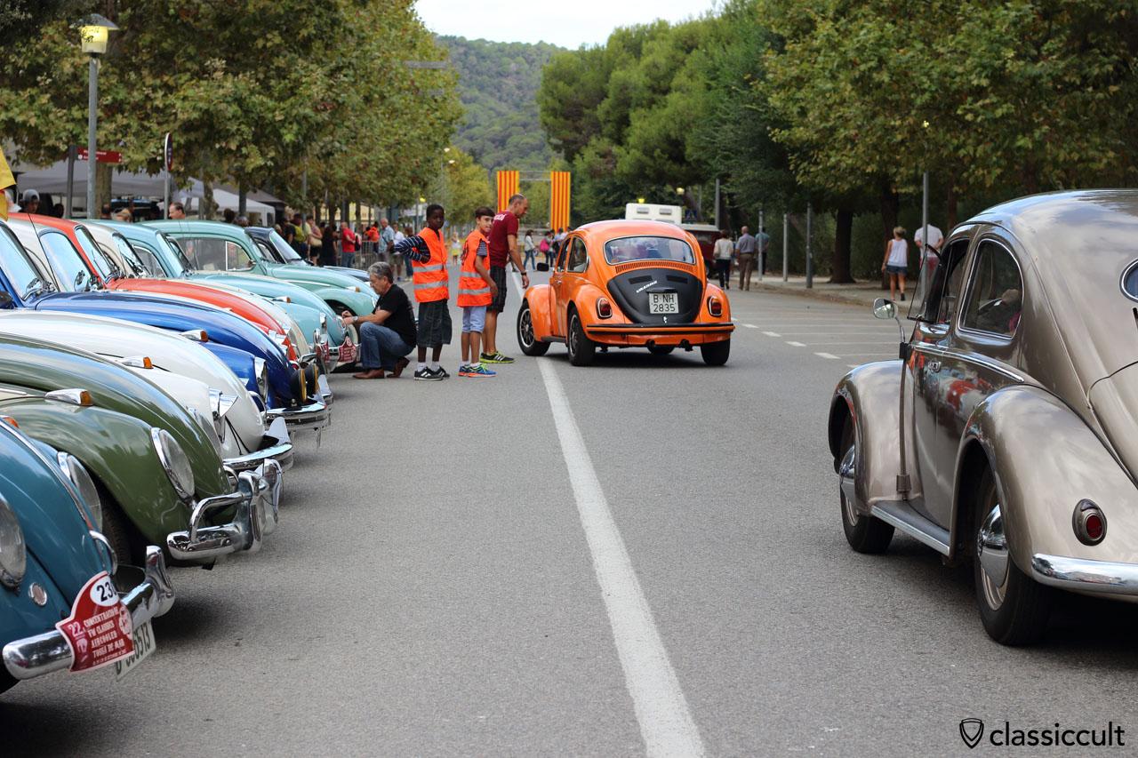 Classic VW Meeting Tossa de Mar Spain 2015
